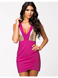 Reverse Showgirl Dress