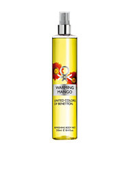 United Colors Of Benetton Warming Mango Body Mist 250ml