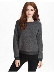 J Lindeberg Merci Plated Knit Sweater