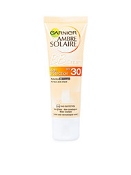 Ambre Solaire BB Sun Face Protect Lotion SPF 30