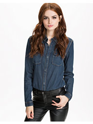 Dr Denim Bethany Denim Shirt