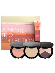 Glo Minerals Summer Trio Collection