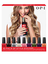 OPI 10 Pack Of Style Mini