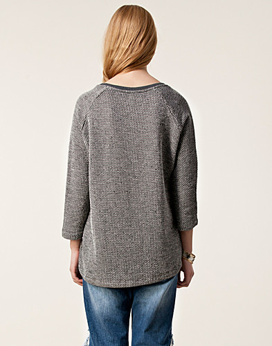 JUMPERS & CARDIGANS - SPARKZ / ALEKSIA TOP - NELLY.COM