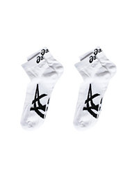 Asics 2PPK 1000 Series Quarter Socks
