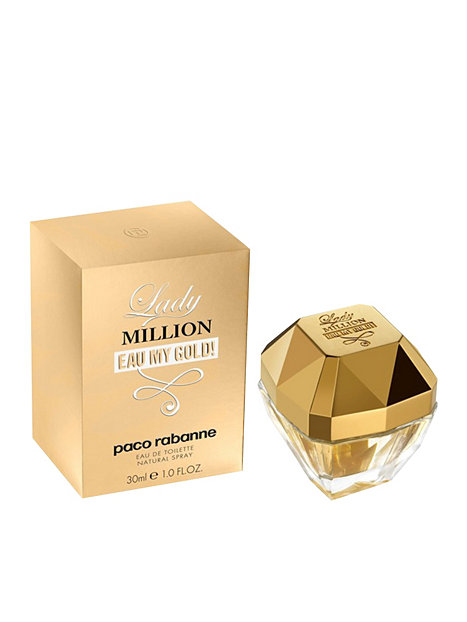 Lady Million Eau My Gold Edt 30ml