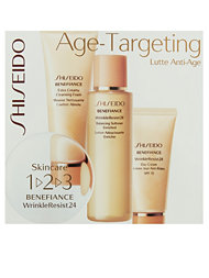 Shiseido Benefiance 1-2-3 Kit