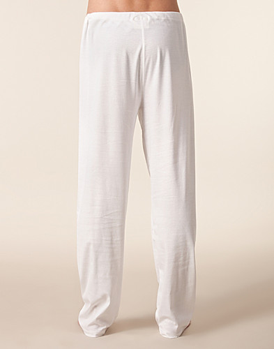 NIGHTWEAR - THE WHITE BRIEFS / BAMBOO PANT - NELLY.COM