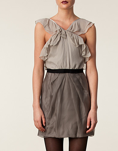 PARTY DRESSES - VERA WANG LAVENDER / CHIFFON SHORT DRESS - NELLY.COM