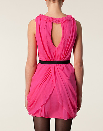 PARTY DRESSES - VERA WANG LAVENDER / OPEN BACK DRESS - NELLY.COM
