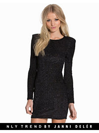 Festklänningar, Glam Bodycon Dress, NLY Trend - NELLY.COM