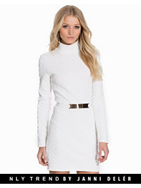 Klänningar, Glam High Neck Dress, NLY Trend - NELLY.COM