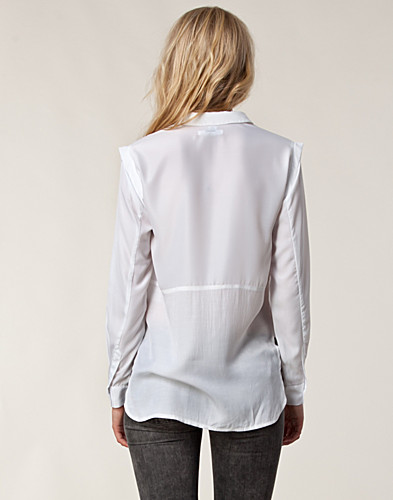 BLUSAR & SKJORTOR - ISSUE 1.3 / ISABELI SHIRT - NELLY.COM