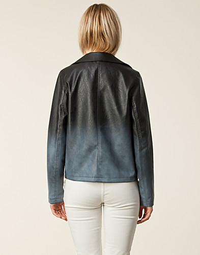 JACKOR - ISSUE 1.3 / CAPUCHINE BIKER JACKET - NELLY.COM