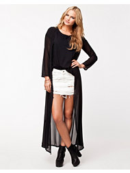 NLY Long Cape Dress