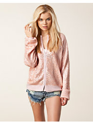Wildfox Ballroom Sequin Cardigan