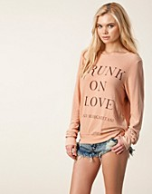DRUNK ON LOVE JUMPER
