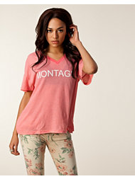 Wildfox Montague Oversized Tee