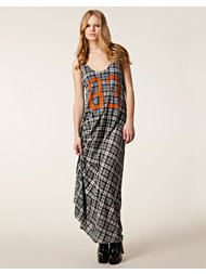 Wildfox 1983 Grunge Maxi Dress