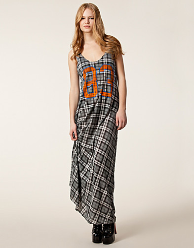 DRESSES - WILDFOX / 1983 GRUNGE MAXI DRESS - NELLY.COM