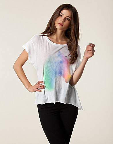 TOPPAR - WILDFOX / HORSE AND RAINBOW - NELLY.COM
