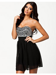 Oneness Jeweled Dress