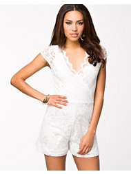 Oneness Lace Playsuit