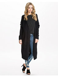 Just Female Sea Long Knit Cardigan