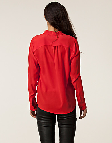 BLUSAR & SKJORTOR - JUST FEMALE / JOAN SHIRT - NELLY.COM