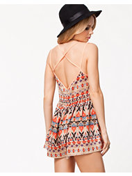 Kiss The Sky Venice Beach Playsuit