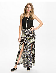 Kiss The Sky Secret Garden Maxi Skirt