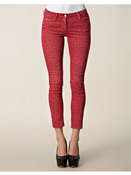 WAS Red Virtual Jeans
