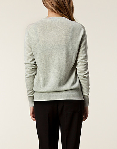 JUMPERS & CARDIGANS - BALLANTYNE / CABLE DIAMOND PULL - NELLY.COM