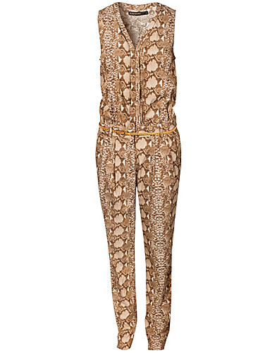JUMPSUIT - SUPERTRASH / WONDERTA PYTHON JUMPSUIT - NELLY.COM