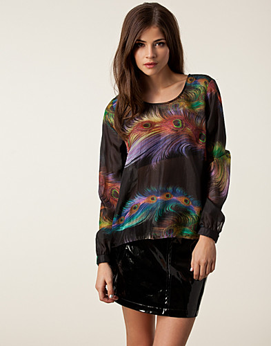 BLOUSES & SHIRTS - SUPERTRASH / BUFFY SHIRT - NELLY.COM