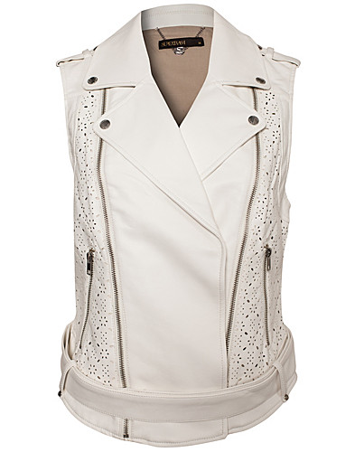JACKETS AND COATS - SUPERTRASH / VINNIE VEST - NELLY.COM