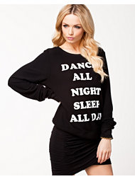 Wildfox Dance All Night Jumper