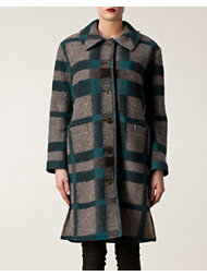 Anna Sui Wool Coat