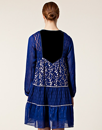 PARTY DRESSES - ANNA SUI / SILK DRESS - NELLY.COM