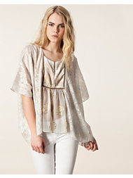 Anna Sui Snow Queen Top