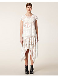Anna Sui Handkercheif Lace Top