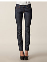Jean Shop Stretch Rinsed Soft Jeans