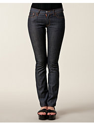 Jean Shop Skinny Rinsed Soft Jeans