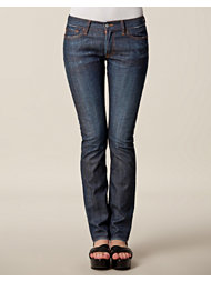Jean Shop Stretch Soft Dark Wash Jeans