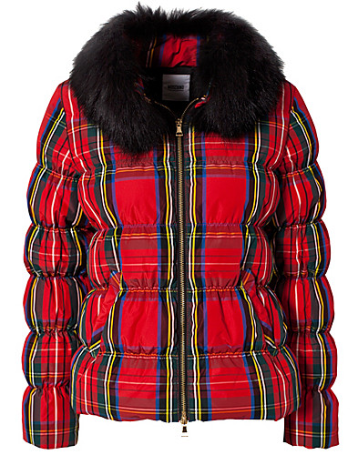 JACKOR - MOSCHINO CHEAP & CHIC / FLUFFY JACKET - NELLY.COM