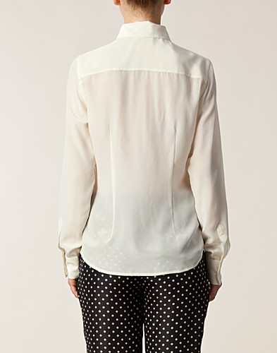 BLOUSES & SHIRTS - MOSCHINO CHEAP & CHIC / COLUMBINE SHIRT - NELLY.COM