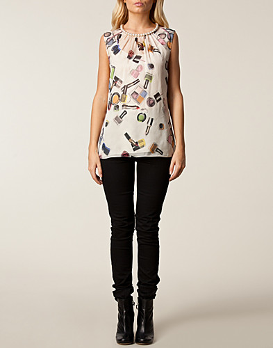 BLOUSES & SHIRTS - MOSCHINO CHEAP & CHIC / GABRIELLA BLOUSE - NELLY.COM