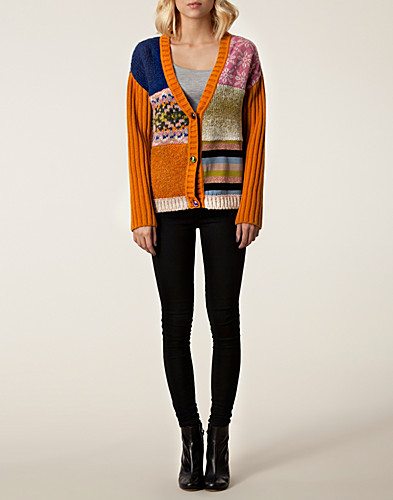 TRÖJOR - MOSCHINO CHEAP & CHIC / SANNA SWEATER - NELLY.COM