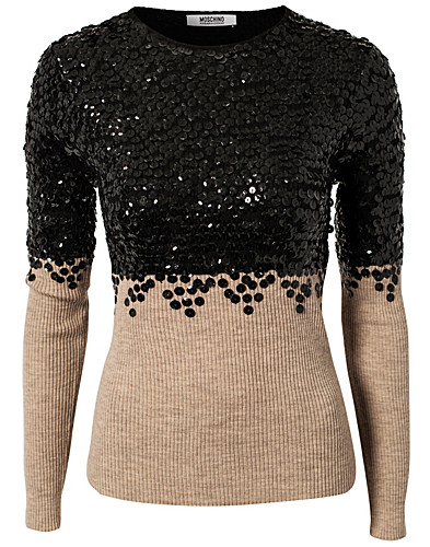 JUMPERS & CARDIGANS - MOSCHINO CHEAP & CHIC / FANNY SWEATER - NELLY.COM