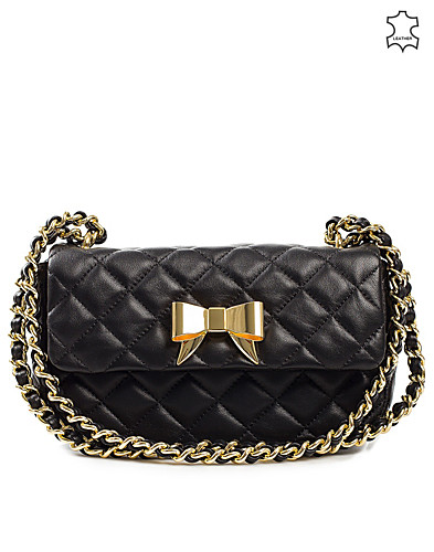 BAGS - MOSCHINO CHEAP & CHIC / MATELASSE BOW BAG - NELLY.COM